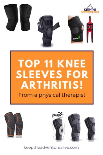 best knee sleeve for arthritis