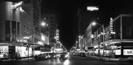 1940s-FranklinSt-night