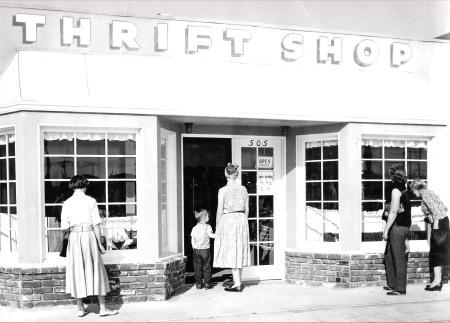AL Thrift Shop