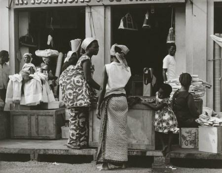 Market-Accra-Ghana-