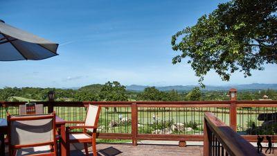 Banyan Golf Club Terrasse