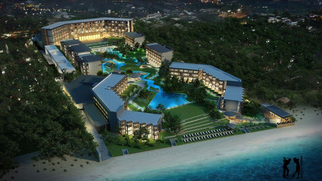 Hua Hin Marriott Resort Spa Golfurlaub In Hua Hin Thailand