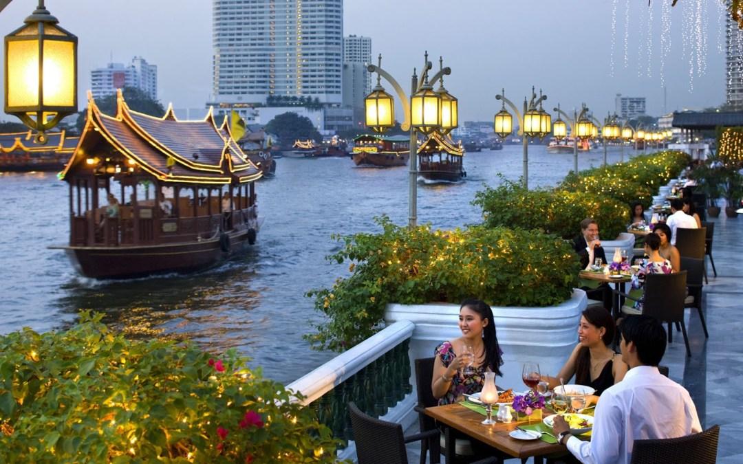 Bangkok – ein Blick in diese Stadt