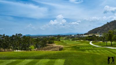 Black Mountain Golfplatz Hua Hin Beschreibung Bild 05