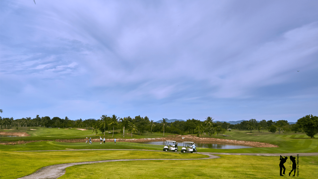 Majestic Creek Golf Club Golfplatz Hua Hin - Keep the Moment