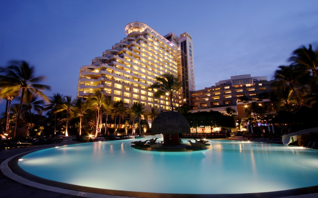 Das Hilton Resort in Hua Hin