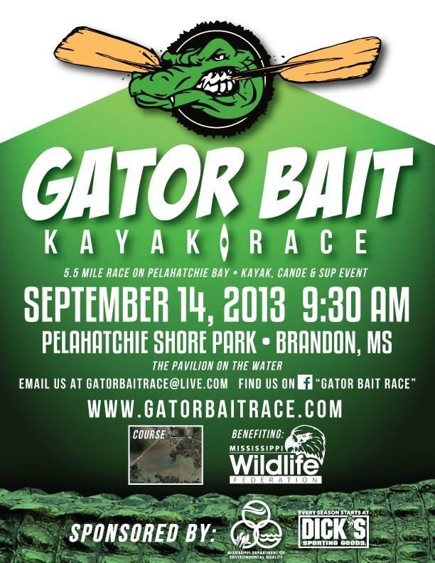Gator Bait, September 14, 2013