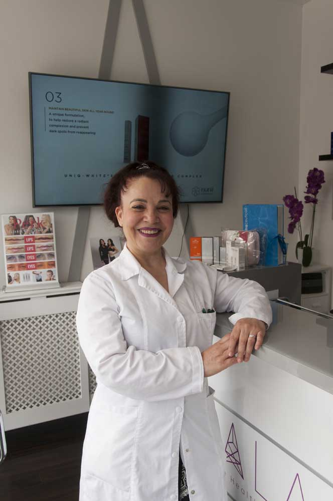 Fulham Health and Beauty Clinic 0 Dr Hala