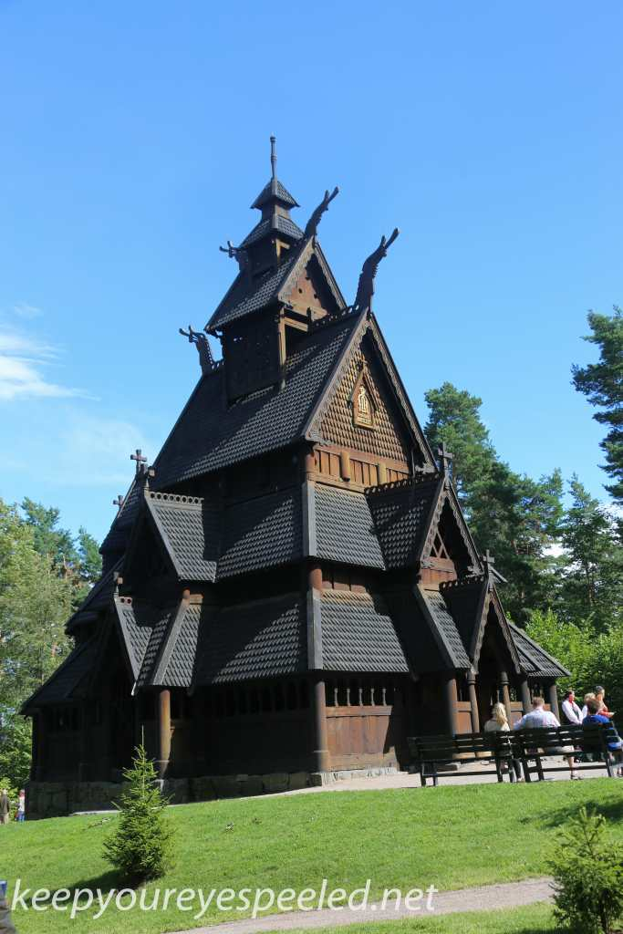 Oslo Norway Folkemuseum stave church (12 of 24)
