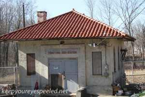 Railroad tracks hike Hazleton Heights  (41 of 47)