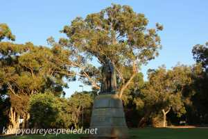 Australia Perth King's Park and Botanical gardens walk -18