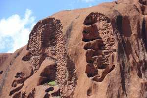Uluru   hike -8