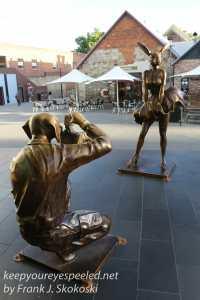 Tasmania hobart Salamanca market 1-21