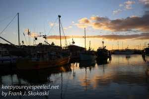 Tasmania hobart sunrise walk-5