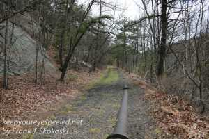 Weatherly pipeline hike   April 23 2016-1