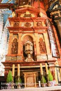 Poland Krakow St Mary's part one -6