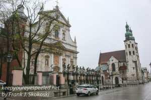 Poland Krakow day Four walk Krakow-23