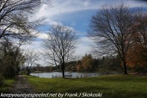 Lake Took-A-While in fall
