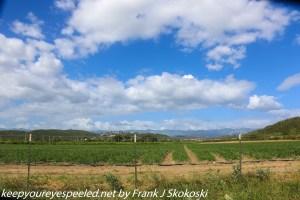 clouds over farm Guanica