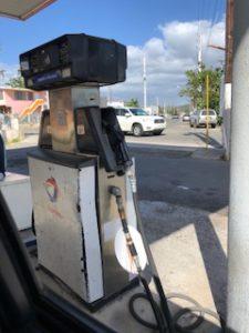 gas pump in Guanica