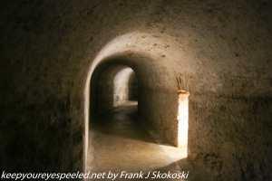 tunnels in castle
