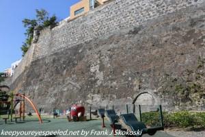 old city wall San Juan