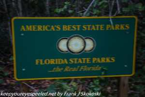sign in park