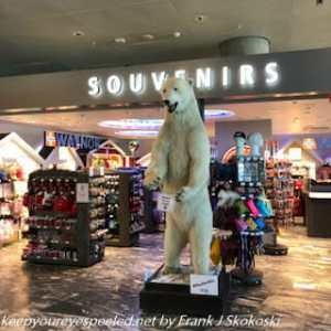 shop in Oslo airport