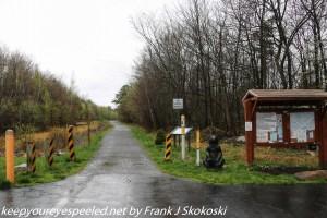 Rails to Trails entrance