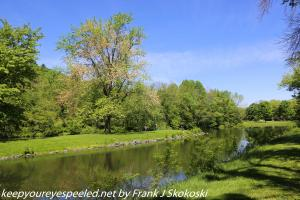 ponds along trail