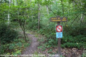 Spirit of Tuscarora trail