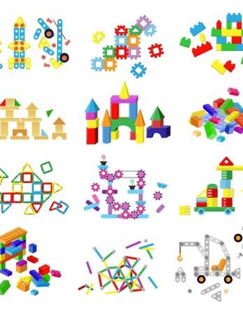 Ehitusklotsid ja konstruktorid