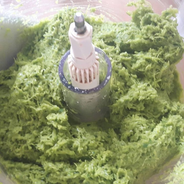 groene prut