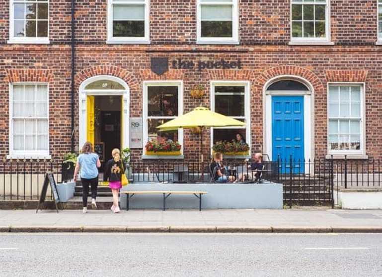 Keeva Eats The Pocket Coffee Shop Belfast