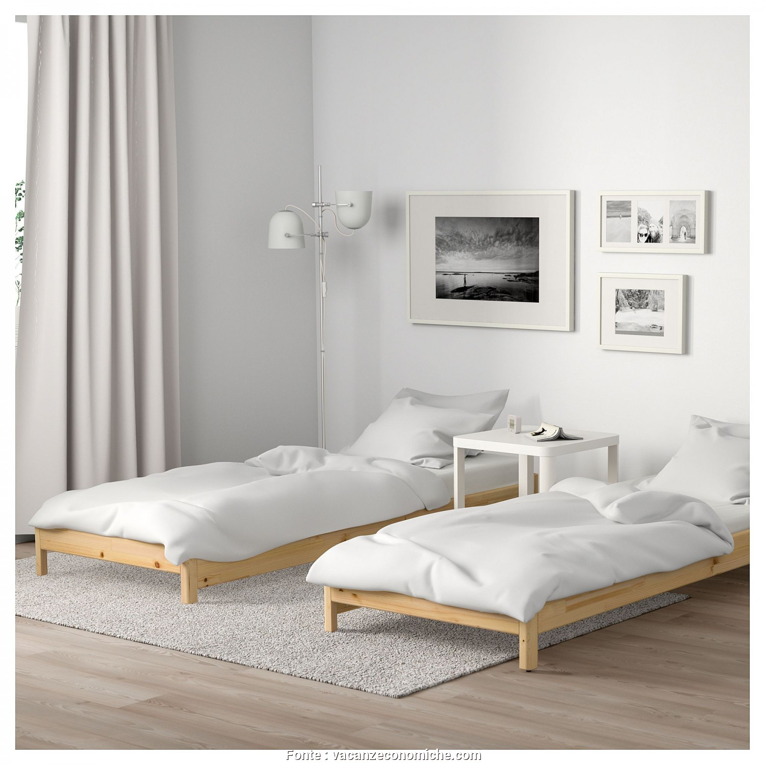 Grande 5 Ikea Hemnes Letto Matrimoniale Keever For Congress