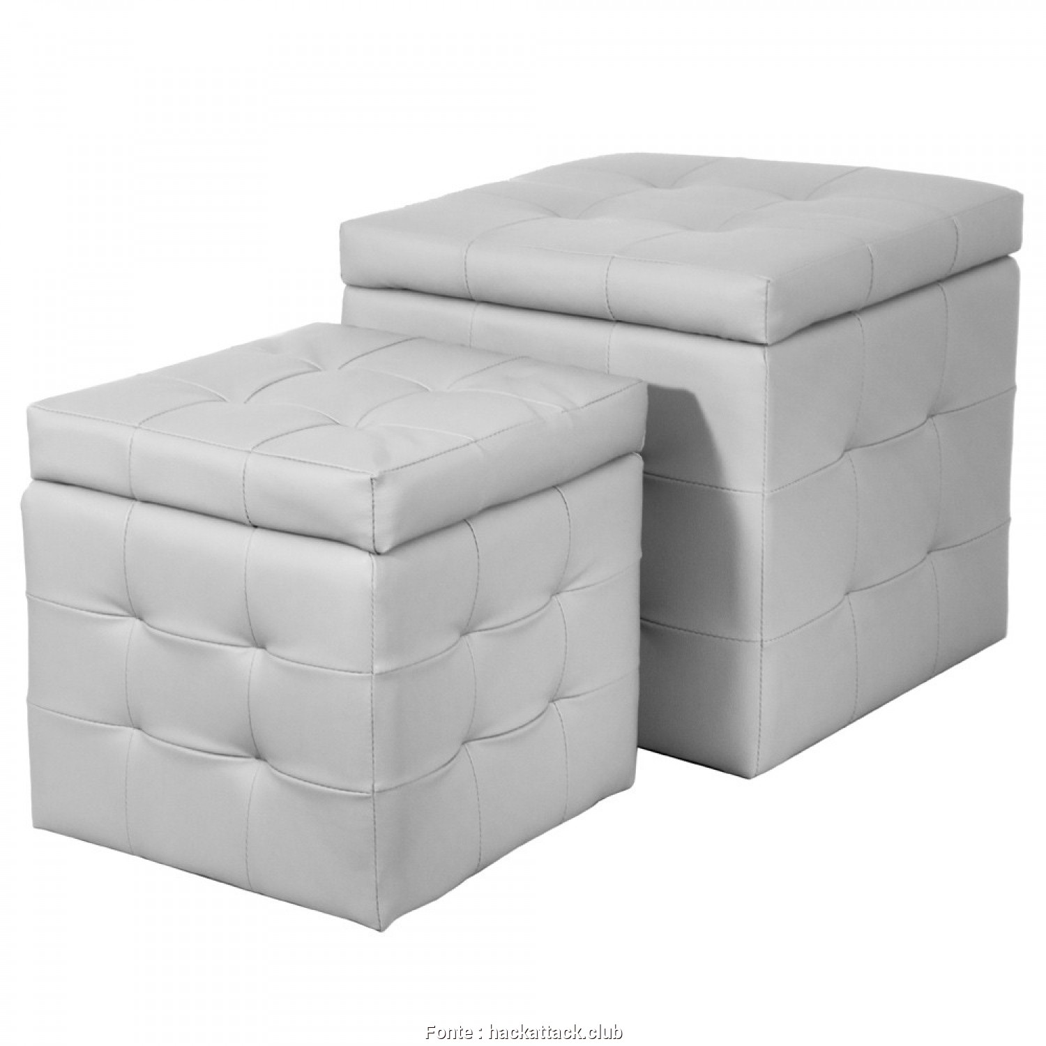Amabile 6 Pouf Contenitore Ikea Keever For Congress