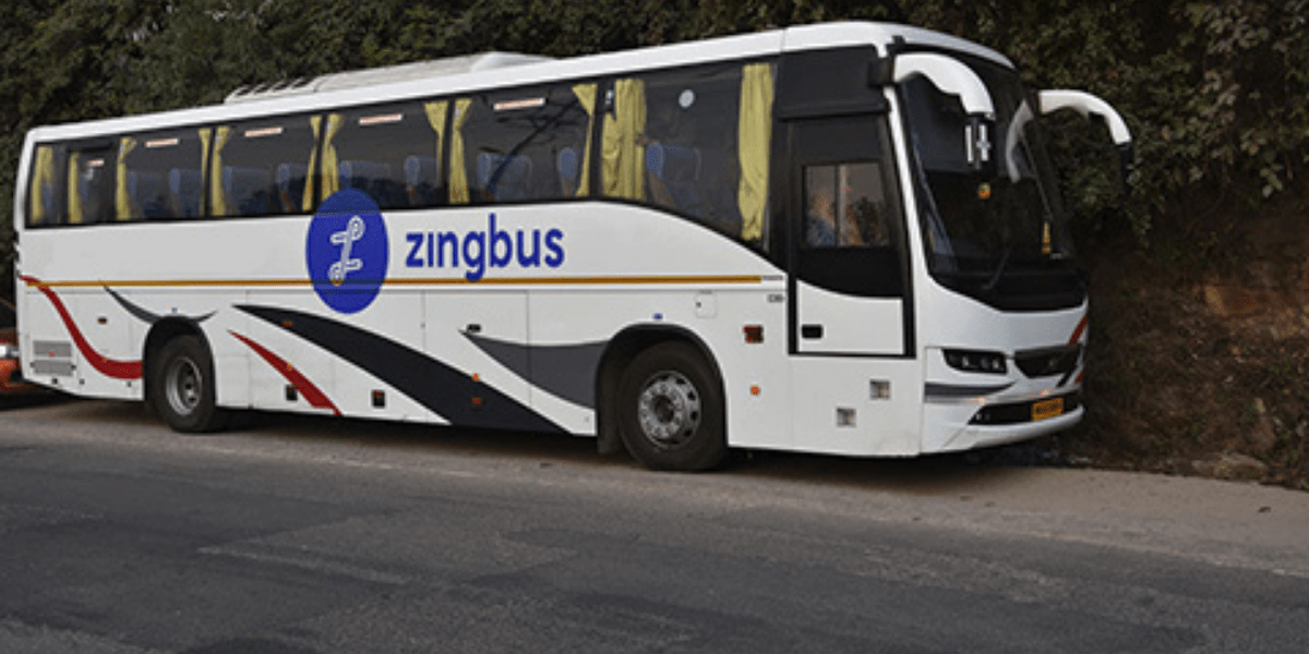 Intercity Mobility Startup Zingbus Ready to Expand With The Funding of 44.6 Crores