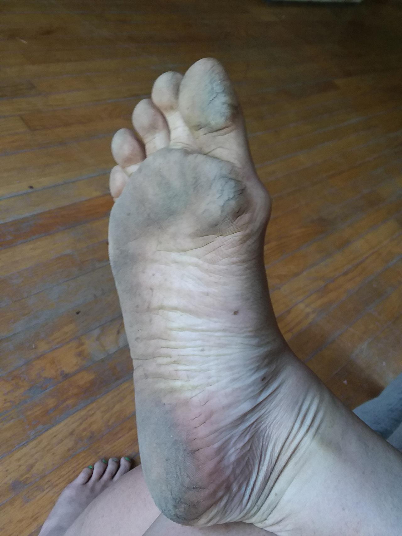 Precious spectra feet