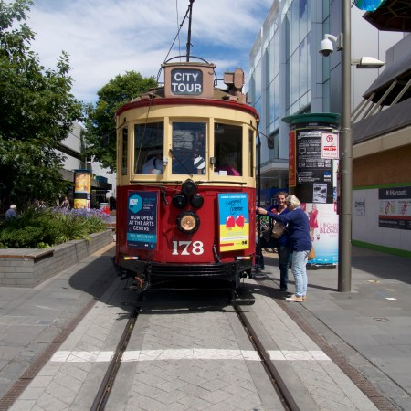 Tramway City Tour