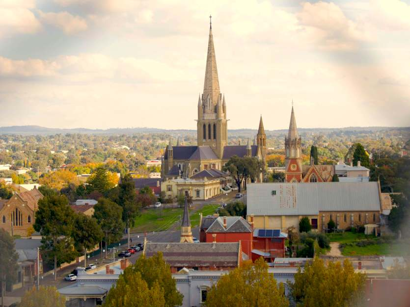 eglise Bendigo