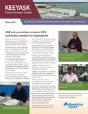 Keeyask Newsletter Winter 2017