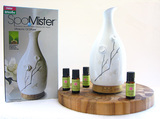 Essential Oil Diffusers and Salt Lamps