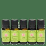 Blended Essential Oils