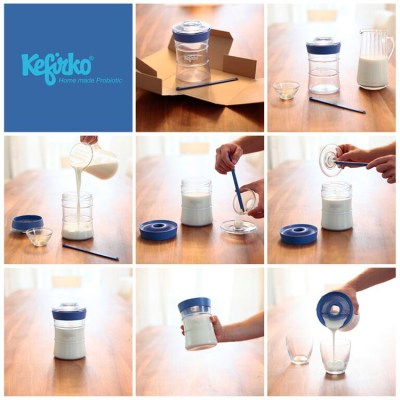 Kefirko overview