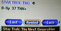 third reminder screen