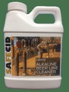 SAFECID CR919 Alkaline Beer Line Cleaner