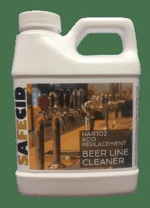 SAFECID HAR102 Acid Replacement Beer Line Cleaner
