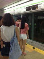 Subway in Pusan