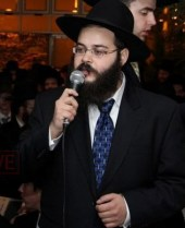 Rabbi Levi Zarch - Member Rabbinical Advisory Board
