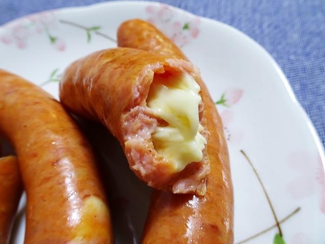 グロッサーブルストのチーズチョリソー